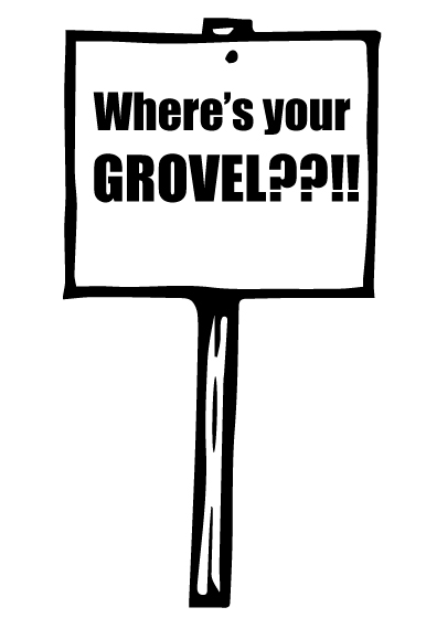 wheresyourgrovel?